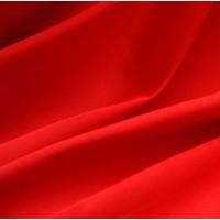 Бязь красная, василек, зеленая трава ГОСТ пл. 140г шир. 150см