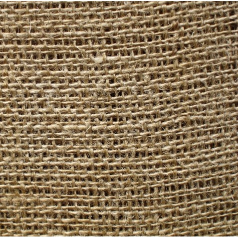 Ткань мешочная пл. 360г, 100%-джут, шир. 106см ГОСТ 15530-93