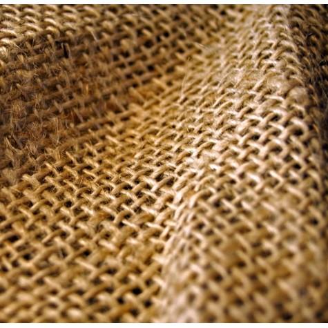 Ткань мешочная пл. 320г, 100%-лен, шир. 106см ГОСТ 15530-93