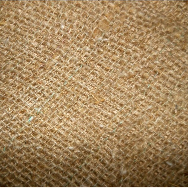 Ткань упаковочная пл. 190г, 100%-лен, шир. 110см ГОСТ 5530-81