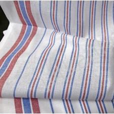 Полулен полотенечный пл. 150г шир. 50см полоска