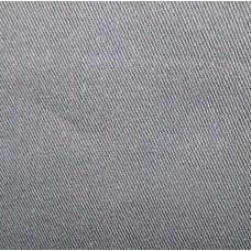 Саржа ВО 100%-хл. С33-ЮД пл. 310г отбеленный, т.-синий, серый