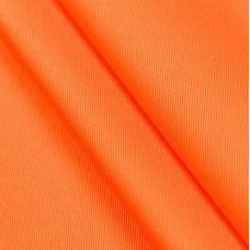 Саржа ВО 100%-хл. пл. 240г василек, оранжевый (актив. крашение); цена от 500м
