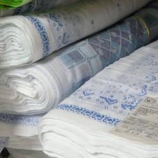 Ситец платочный ГОСТ пл. 100г шир. 80см (на головные, носовые платки)
