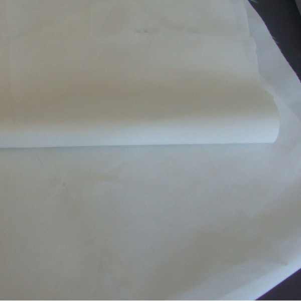 Ткань сорочечная ВО плотн. 133г/м2, 55%-хл., 45%-пэ, ш. 150см белый
