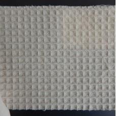 Вафельное полотно суровое пл. 200г шир. 160см